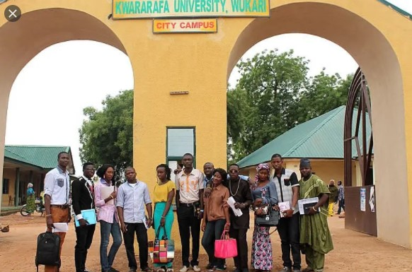 COURSES OFFERED IN KWARARAFA UNIVERSITY,KWARARAFA UNIVERSITY COURSES,KWARARAFA UNIVERSITY, KUW, www.kuw.edu.ng